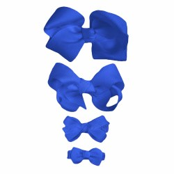 Nilo Baby - Bow Large - Electric Blue