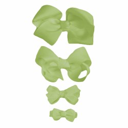 Nilo Baby - Bow Large - Lime
