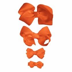 Nilo Baby - Bow Large - Orange