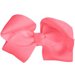 Nilo Baby - Bow Large - Coral