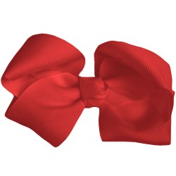 Nilo Baby - Bow Large - Red