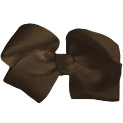 Nilo Baby - Bow Large - Brown