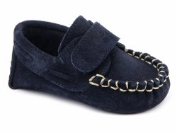 Nilo Baby - Baby Loafer Shoes Navy 18