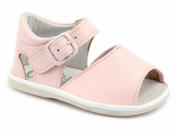 Nilo Baby - Baby Sandals with Buckles Pink 16