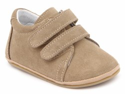 Nilo Baby - Baby Straps Booties Shoes Camel 16