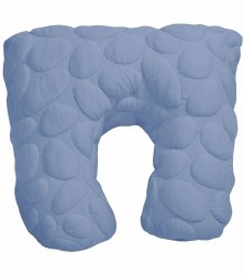 Nook -  Pebble Niche Nursing Pillow - Sky
