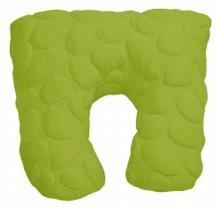 Nook -  Pebble Niche Nursing Pillow - Lawn