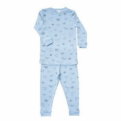 Noomie - 2 Piece Pijamas Blue Eyes 6