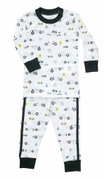 Noomie - 2 Piece Pajamas Cars 12-18