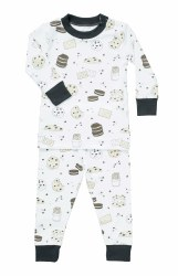 Noomie - 2 Piece Pajamas Cookies 12-18