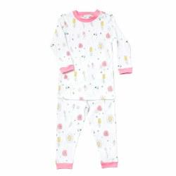 Noomie - 2 Piece Pijamas Flowers 12-18