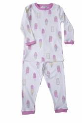Noomie - 2 Piece Pajamas Ice Cream 12-18