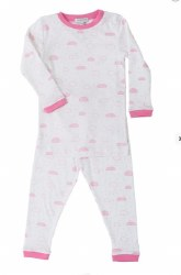 Noomie - 2 Piece Pajamas Cloud Pink 5T