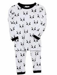 Noomie - 2 Piece Pajamas Panda 12-18