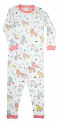 Noomie - 2 Piece Pajamas Roller Skates 12-18