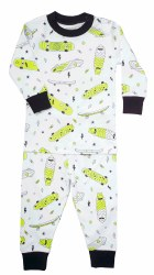 Noomie - 2 Piece Pajamas Skateboards 12-18