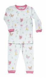 Noomie - 2 Piece Pajamas Wonderland 12-18