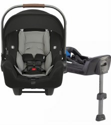 Nuna - Pipa Infant Car Seat - Caviar