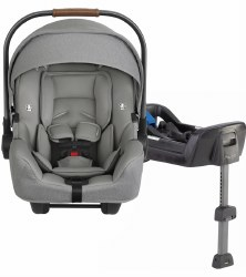 Nuna - Pipa Infant Car Seat - Frost *Backorder until July 2020*