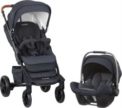 Nuna - Tavo Stroller and Pipa Lite LX Car Seat Travel System - Aspen