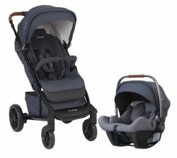 Nuna - Tavo Stroller and Pipa Lite Car Seat Travel System - Aspen