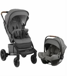 Nuna - Tavo Stroller and Pipa Lite LX Car Seat Travel System - Granite