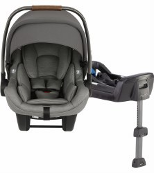 Nuna - Pipa Infant Lite Car Seat - Granite