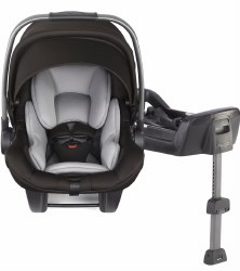 Nuna - Pipa Infant Car Seat Lite  LX - Caviar