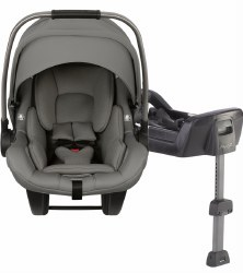 Nuna - Pipa Infant Car Seat Lite  LX - Frost