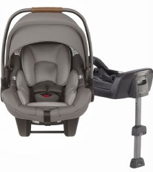 Nuna - Pipa Infant Car Seat Lite  LX - Granite