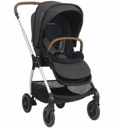 Nuna - Triv Compact Stroller - Caviar