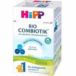 Hipp - Stage 1 Organic BIO Combiotic First Infant Milk Formula - German Version