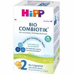 Hipp - Stage 2 Organic BIO Combiotic Follow-On Infant Milk Formula - German Version