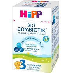 Hipp - Stage 3 Organic BIO Combiotic Growing-Up Baby Milk Formula - German Version