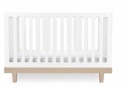 Oeuf - Arbor Crib - White/Birch