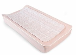Oilo - Changing Pad Cover and Topper Kit - Blush