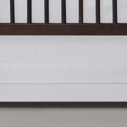 Oilo - Crib Skirt - White