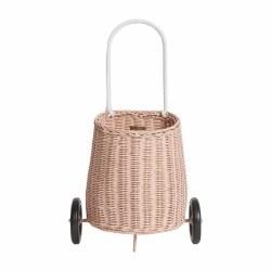 Olli Ella - Luggy Basket-  Rose