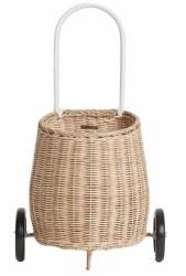 Olli Ella - Luggy Basket - Straw