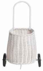 Olli Ella - Luggy Basket - White