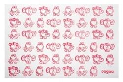 Oogaa - Place Mat - Pink