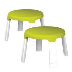 Oribel - PortaPlay Child Stools - Green