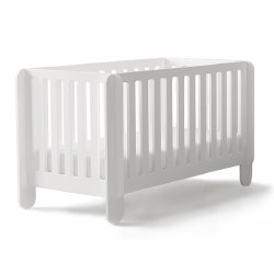 Oeuf - Elephant Crib White