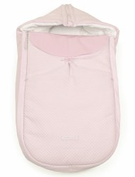 Pasito A Pasito - Universal Sleeping Bag Pique - Pink