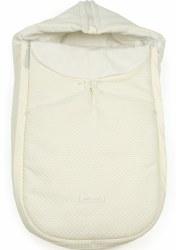 Pasito A Pasito - Universal Sleeping Bag Pique - Beige