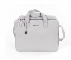 Pasito A Pasito - Maternity Bag - Biscuit Grey