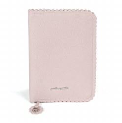 Pasito A Pasito - Birth Book Cover - Biscuit Pink