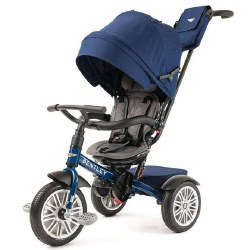 Bentley - Bentley 6-in-1 Stroller/Tricycle -  Sequin Blue