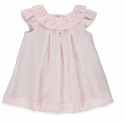 Purete Du Bebe - Dress Promenade - Pink 3M