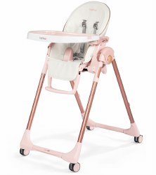 Peg Perego - Prima Pappa Zero 3 High Chair - Mon Amour